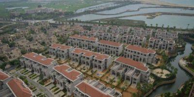 Město duchů v Číně: jsou v něm stovky prázdných domů!