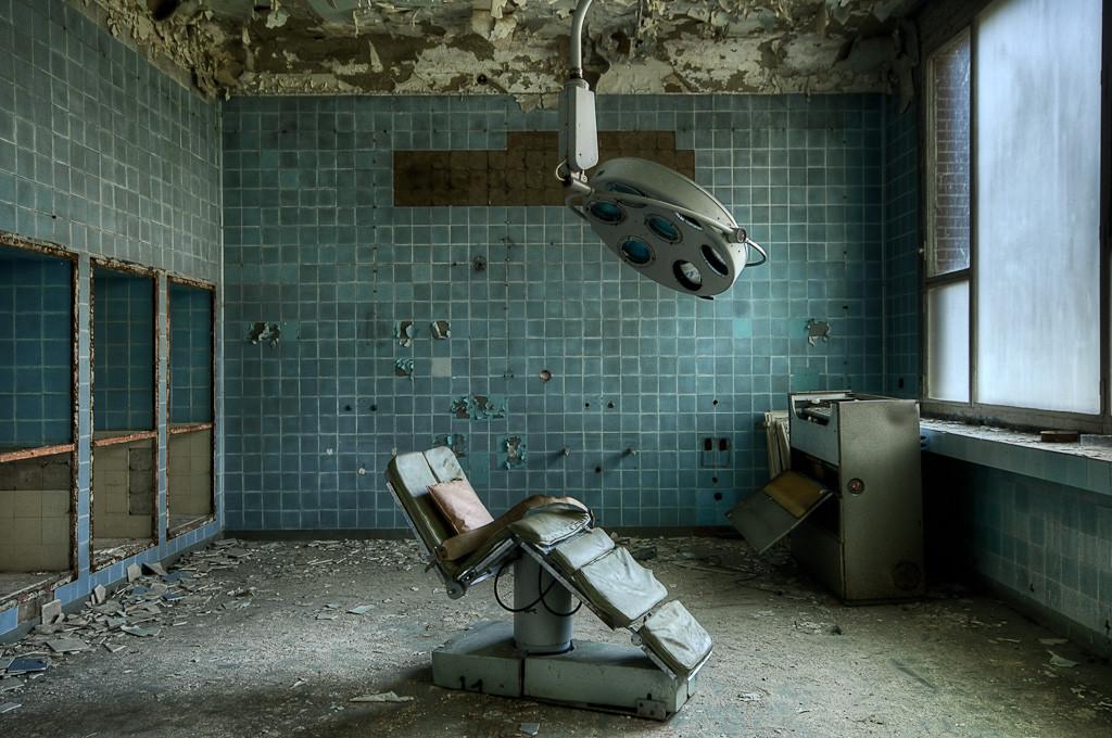 VIDEO: Tajemství opuštěné nemocnice: Prohánějí se po ponurých chodbách přízraky zemřelých?