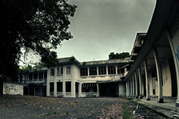 VIDEO: Nejděsivější místo v Singapuru – nemocnice Changi