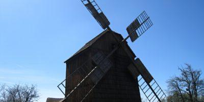 Větrný mlýn Partutovice