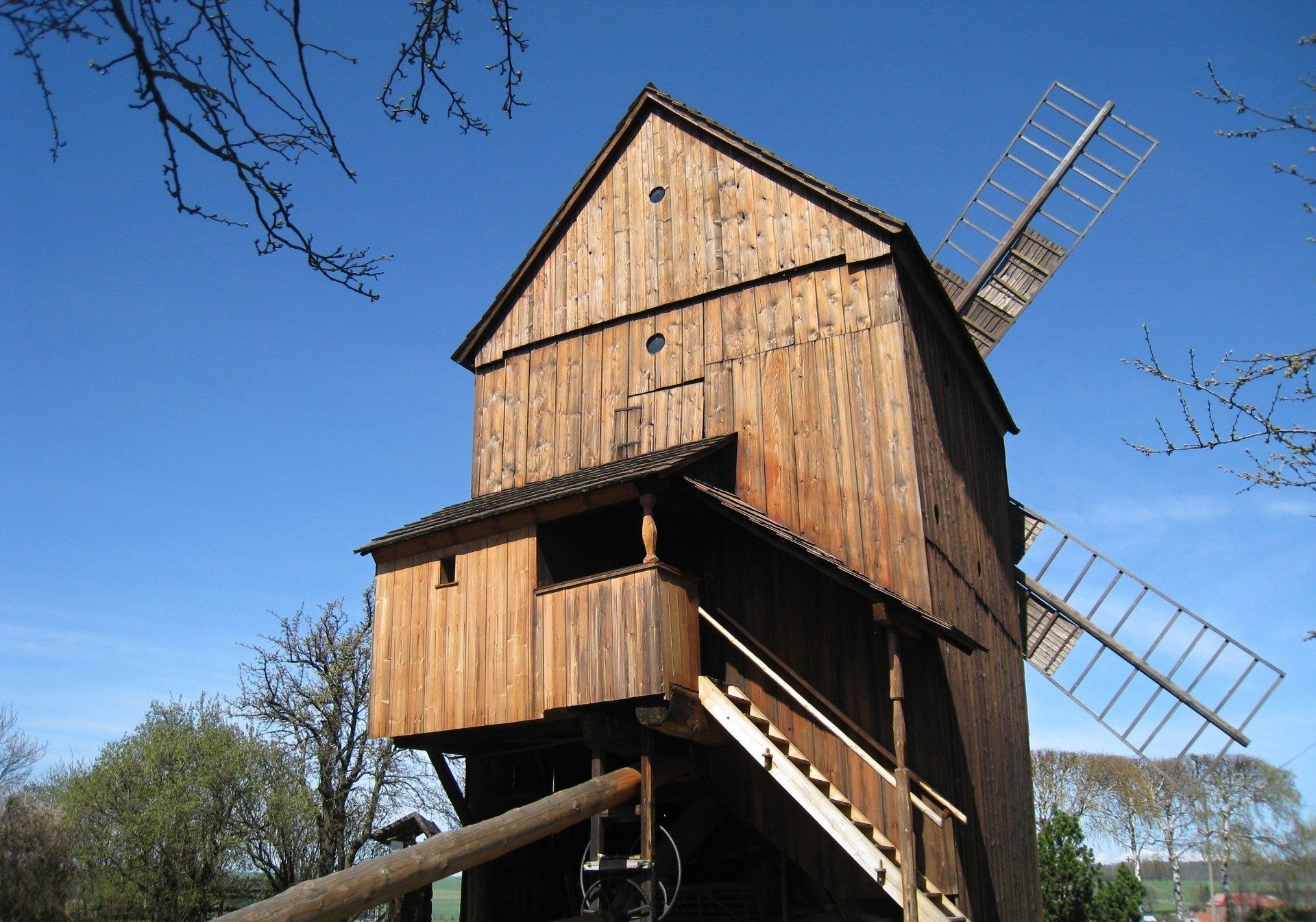 Maršálkův větrný mlýn