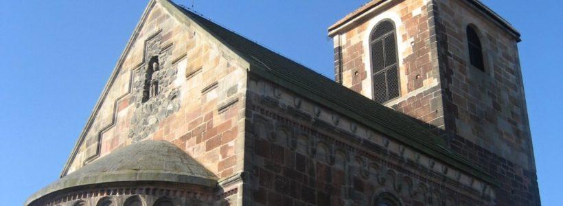 Kostel sv. Jakuba Většího, Vroutek