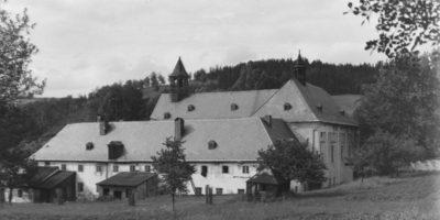 Kapucínský klášter MariaSorg