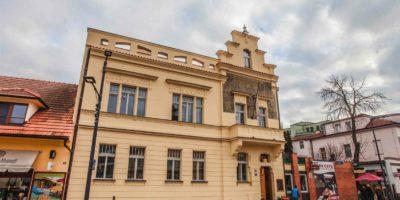 BD Riegrovo náměstí 33