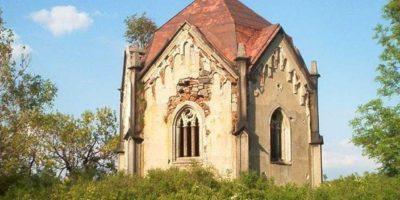 Pohřební kaple Zedwitzů, Doupov