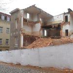 Měšťanská škola v Rochlici - horní budova