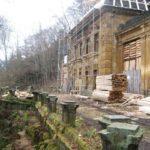 Pavilon Ottova pramene s kolonádou, Kyselka