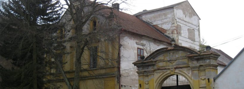 Bývalý pivovar Dolní Ročov