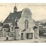 Kostel sv. Máří Magdalény a kapucínský klášter