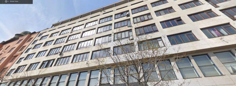 Administrativní budova a nájemní dům pojišťovny Riunione Adriatica di Sicurta