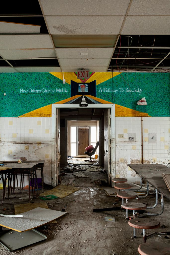 New Orleans Charter Middle School History