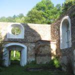 Kostel sv. Jana Křtitele, Vysoká