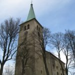 Kostel Povýšení sv. Kříže, Libavá