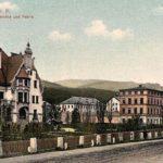 Blaschkova vila - Hodkovice nad Mohelkou