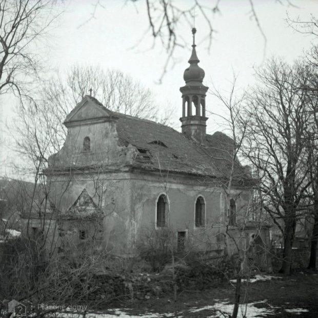 Kostel sv. Bartoloměje, Radonice