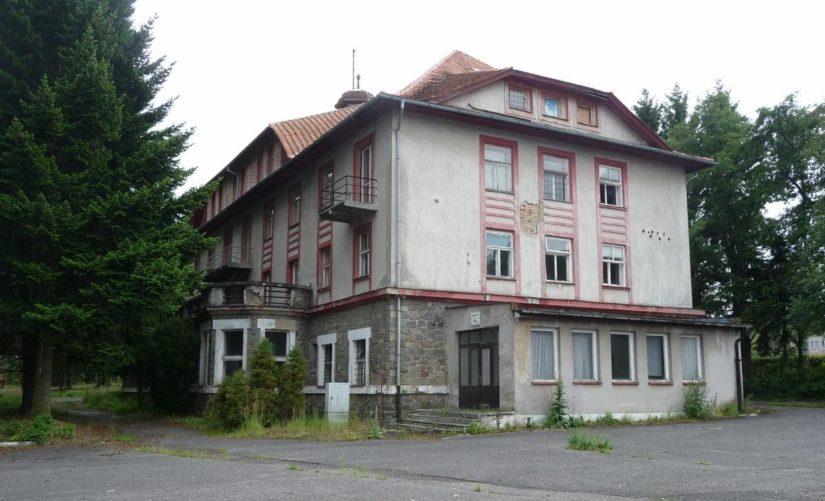 Penzion Třemšín