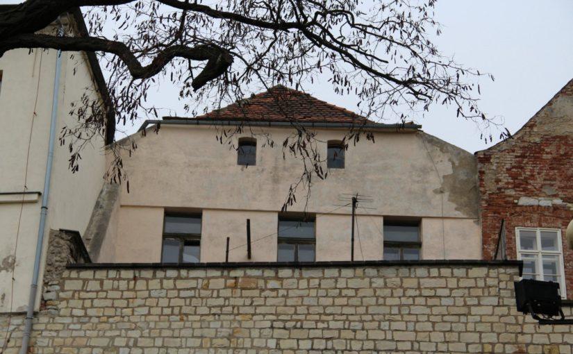 MD náměstí Svobody 1918