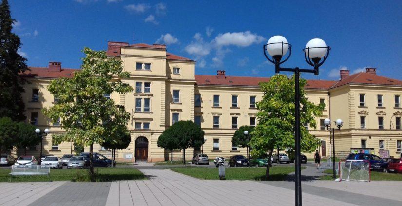 Žižkova kasárna - severní budova - Kroměříž