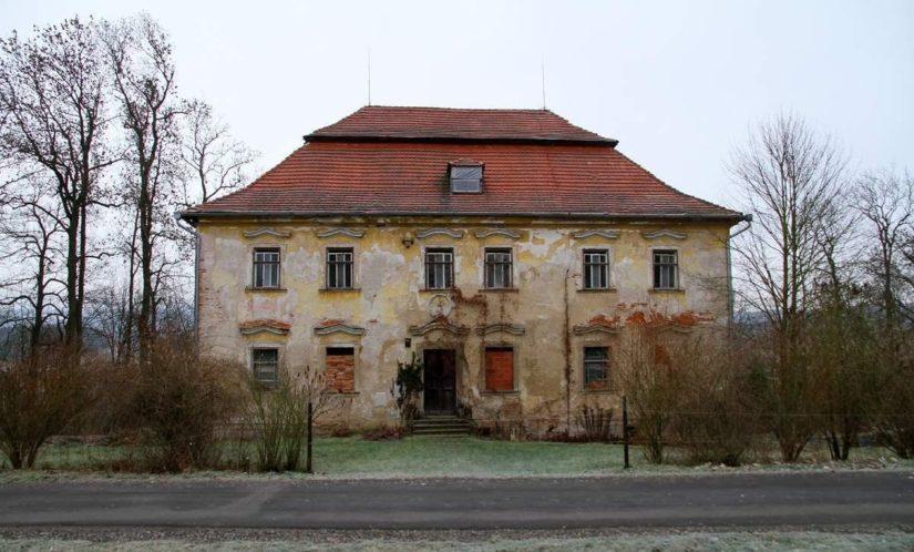 Starý zámek Chlumek