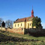 Kostel sv. Kateřiny Kněžice