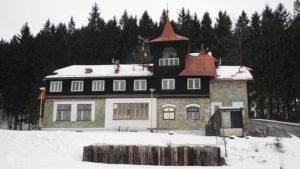 Horská chata Ondřejník