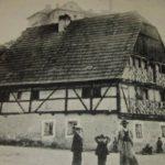 Hrázděný dům Žatec